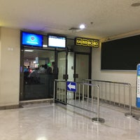 Photo taken at Gate 6 by Wahyu B. on 1/2/2018
