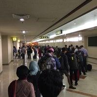 Foto scattata a Gate 2 da Wahyu B. il 10/24/2016