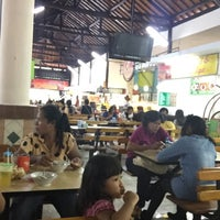 Photo taken at Food Court by Wahyu B. on 3/26/2017
