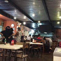Photo taken at Warung PePe Wood Fired Pizza & Pasta by Wahyu B. on 3/25/2017