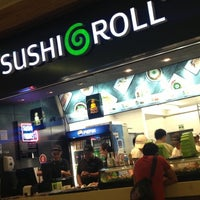 Photo taken at Sushi Roll by LoOps on 10/17/2012