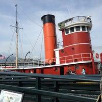 Photo taken at Hercules Tug Boat by Stella K. on 4/6/2013