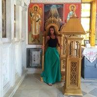 Photo taken at Τίμιος Σταύρος Holy Cross by Katya M. on 9/21/2014