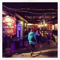 Photo taken at Murphy's Irish Pub by Brad D. on 1/26/2013