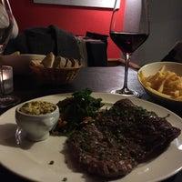 Photo taken at Restaurant Gruyérien by Tima Z. on 3/8/2015
