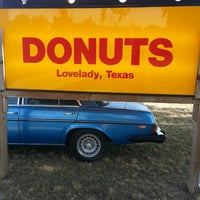Photo taken at Donuts Lovelady, Texas by Major H. on 6/30/2013