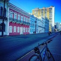 Photo taken at Rua Da Aurora by Heber A. on 5/6/2017