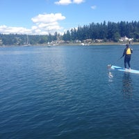 "Photo taken at Gig Harbor Waterfront by Shannon ""Nerdmaid"" G. on 6/22/2013"