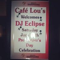 Photo taken at Cafe Lou's by DJ E. on 6/16/2013