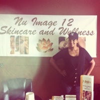 Photo taken at Nu Image Skincare and Wellness by Tanya P. on 6/23/2013