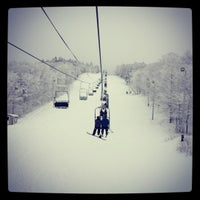 Photo taken at Bolton Valley Resort by Christine L. on 12/30/2012