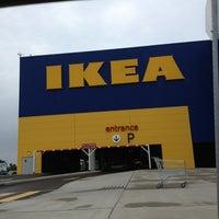 Photo taken at IKEA by Teca on 8/22/2013