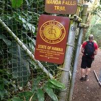 Photo taken at Mānoa Falls by KayBi L. on 2/14/2013