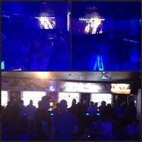 Photo taken at R3 Social Lounge by DJ A. on 8/9/2014