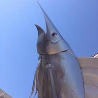 Photo taken at Mitchell's Fish Market by Cindi R. on 8/24/2013