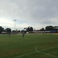 Photo taken at Glenelg Football Club by Grant H. on 4/13/2013