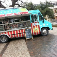 Photo taken at Food Truck Court by Kyle C. on 2/12/2013