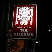 Photo taken at SPORTS CAFE TIA SUSANA by takanori s. on 1/11/2014
