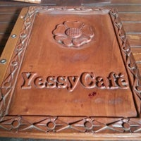 Photo taken at Yessy Cafe Senggigi Lombok by Fransisco A. on 2/10/2013