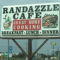 Photo taken at Randazzle Cafe by Musette H. on 9/28/2015