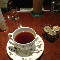 Photo taken at 英國屋WEST なんばウォーク1番街南通り店 by サブカルクソ女マン on 3/14/2013