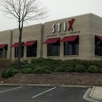 Photo taken at Stix by Jim L. on 3/9/2013