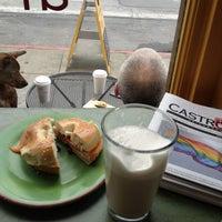 Photo taken at café UB by Anna S. on 1/5/2013