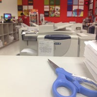 Photo taken at Office Depot by Paulinna M. on 3/24/2013