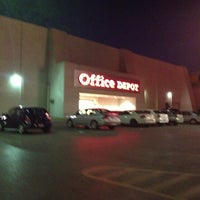Photo taken at Office Depot by Paulinna M. on 4/5/2013