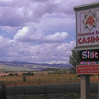 Photo taken at Shoshone Rose Casino by Michael T. on 8/29/2013