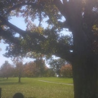 Photo taken at Forest Park Golf Course by Michael T. on 10/25/2014