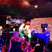 Photo taken at Rockeys Dueling Piano Bar by Korean D. on 9/21/2013