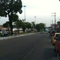 Photo taken at Avenida Constantino Nery by Sylvio B. on 11/7/2012