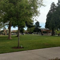 Photo taken at Pioneer Park by David H. on 5/19/2017
