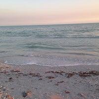 Photo taken at Tarpon Bay Beach by Christmas H. on 3/14/2014