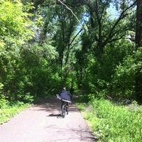 Photo taken at Gateway Trail by studioL on 6/2/2013