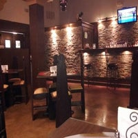 Photo taken at Habesha Restaurant and Bar by Gautham B. on 3/21/2013