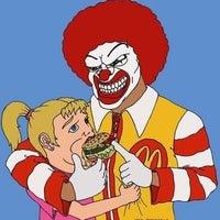 Снимок сделан в McDonald's пользователем Viktoria 7/13/2013