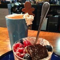 Снимок сделан в Conversation Cafe пользователем Anastasia C. 12/12/2012
