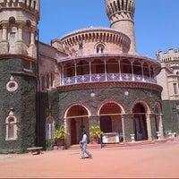 Photo taken at Bangalore Palace by Gary B. on 2/2/2013