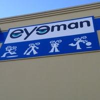 Photo taken at Eyeman by Jon R. on 6/17/2013