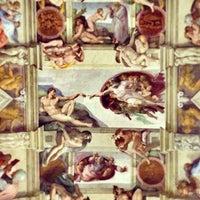Photo taken at Sistine Chapel by Pavel M. on 5/1/2013