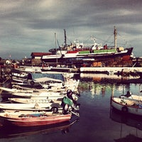 Photo taken at Port of Famagusta by Hüseyin D. on 1/24/2013