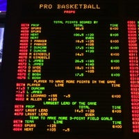 Photo taken at Race & Sports Book by Raffy D. on 6/12/2014
