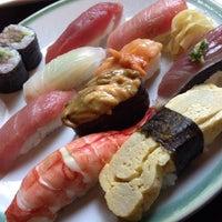 Photo taken at Tsumura Sushi Bar & Restaurant by Raffy D. on 11/9/2013