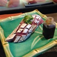 Photo taken at Tsumura Sushi Bar & Restaurant by Raffy D. on 10/28/2013
