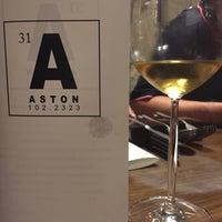 Photo Taken At Aston Dining Room Ampamp Bar By NooM J