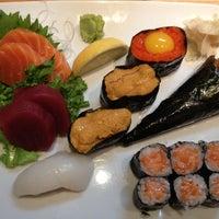 Photo taken at Mikaku Sushi by Noah C. on 7/11/2013