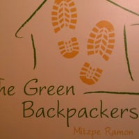 Photo taken at Green Backpackers by Alexander K. on 1/7/2013