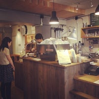 Foto scattata a Peace Coffee Roasters da kenta n. il 7/5/2013